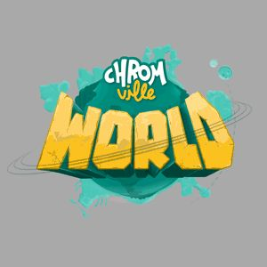 Chromville World is an #educational pack for kids. Include #augmentedreality coloring pages, 2D classroom materials and #3Dprinting figures.