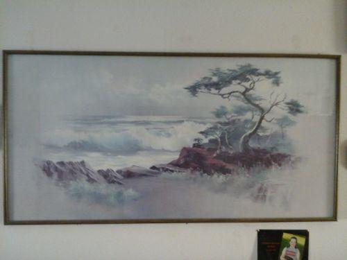 Original Julie Gregory Painting | eBay | Thrifting Finds ...