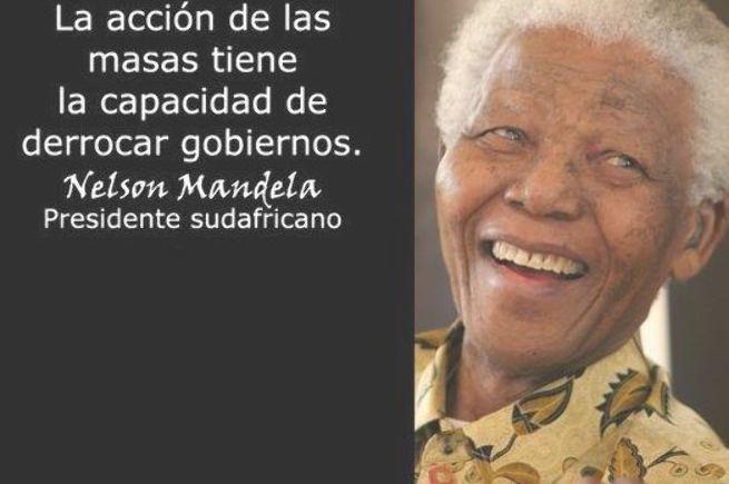 70 Frases De Nelson Mandela Sobre La Vida La Paz Y La Igualdad Nelson Mandela Quotes Inspirational Quotes For Students Mandela Quotes