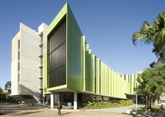Architects: Lahznimmo Architects + Wilsons Architects Location: Sydney, Australia Client: University of New South Wales Project Area: 17,000 sqm Project
