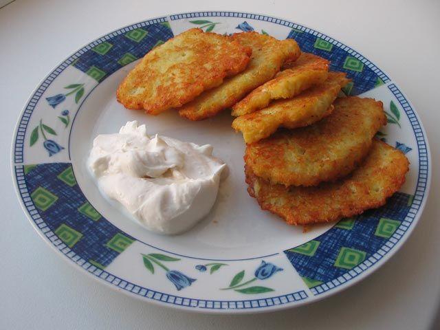 Šnicle od krompira