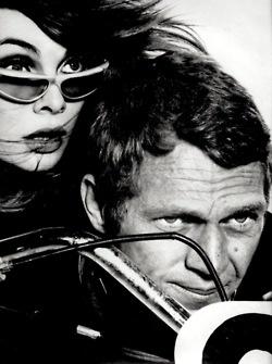 Model Jean Shrimpton & actor Steve McQueen, Harper's Bazaar magazine, February, 1965  Read more…: Richard Avedon, Harpers Bazaar, Jean Shrimpton, Steve Mcqueen, Stevemcqueen, Jeanshrimpton, Harpersbazaar, Bazaars