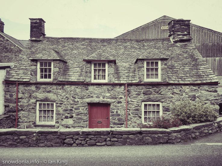 dolgellau oldest cottage - Google Search