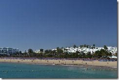 January weather in Lanzarote