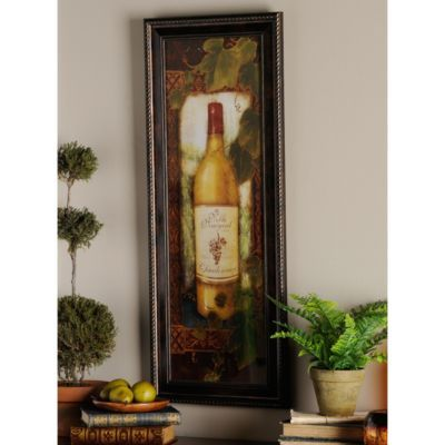 9 best images about wine wall art on pinterest vineyard for Wine and dine wall art