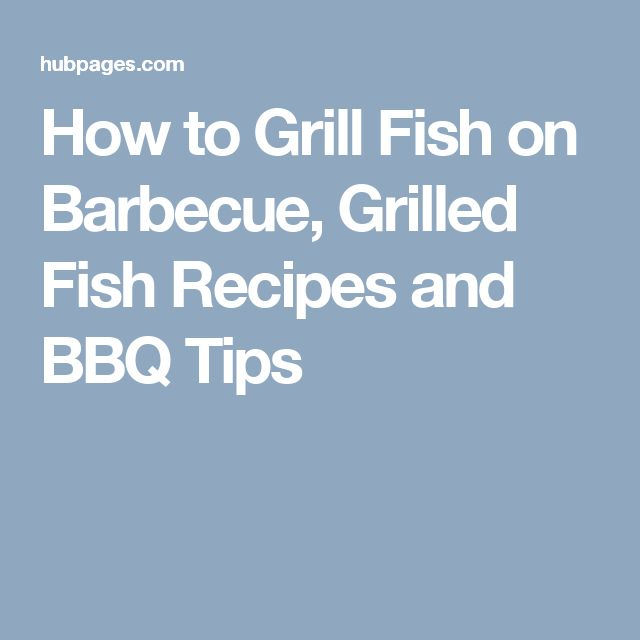 how to cook blue fish on grill