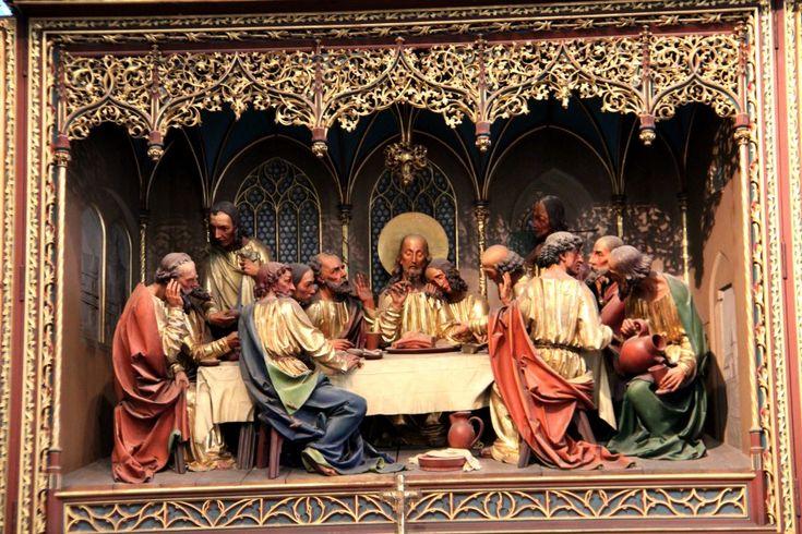 Собор Св. Варвары в Кутна Горе: взгляд изнутри - История красоты
