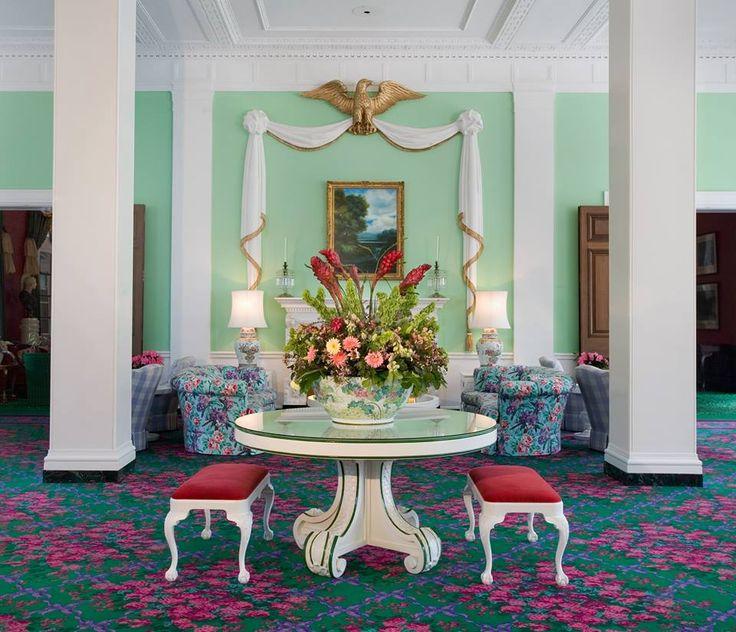 13 best dorothy draper interior designer images on pinterest the greenbrier west virginia. Black Bedroom Furniture Sets. Home Design Ideas