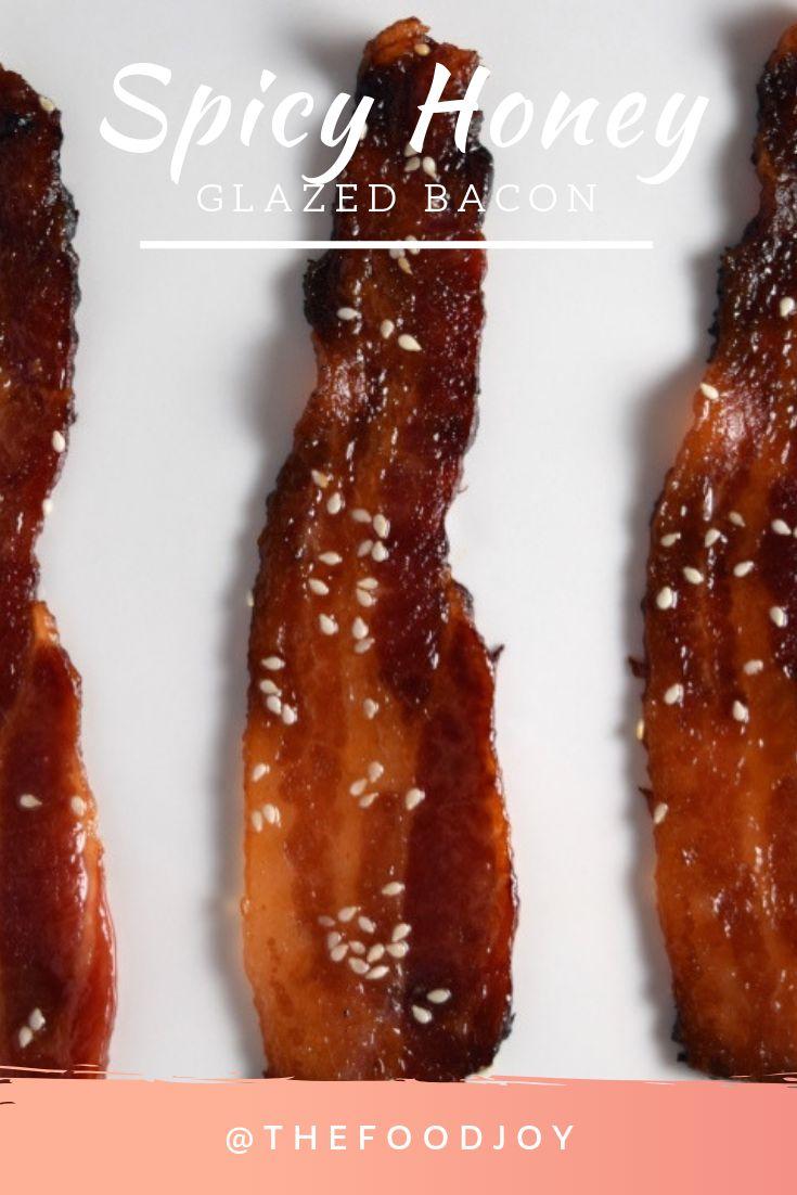 how to make honey glazed bacon