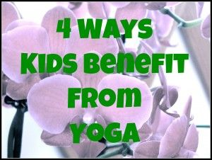 YES!!! Why wouldn't I want to equip my kids with the tools that will help them their whole lives in terms of energy, relaxation, and self-esteem. :)  LOVE YOGA!