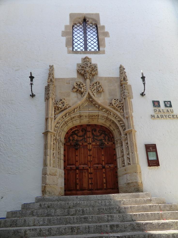 Palau Marycel, Sitges, Catalonia