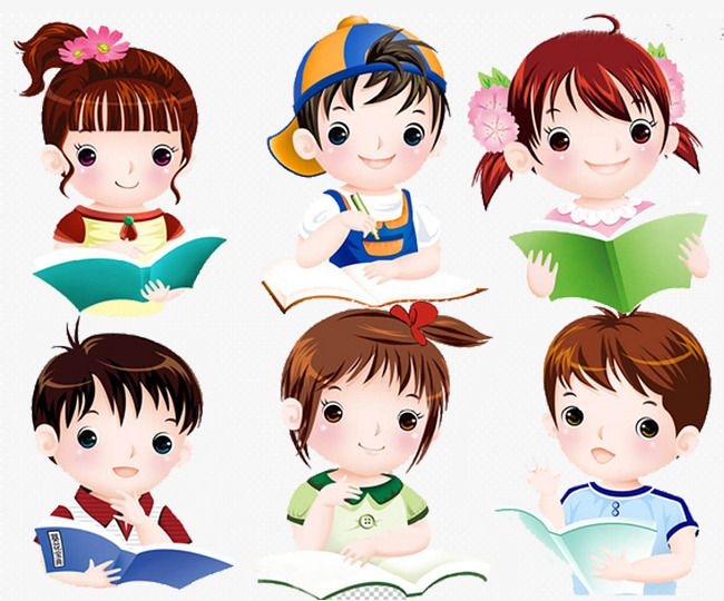 Cartoon Girl Cartoon Boy Girl Boy Reading Read Reading Day Element Reading Day Cartoon Day Element Cartoon Vector Boy Cartoon Boy Girl Cartoon Cartoons Vector