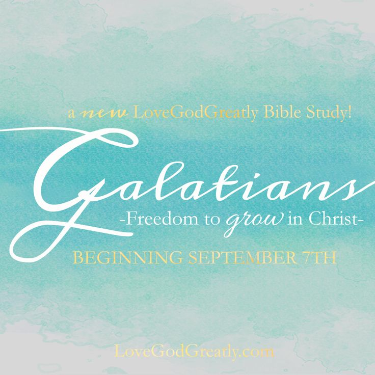Introduction to Galatians | Bible.org