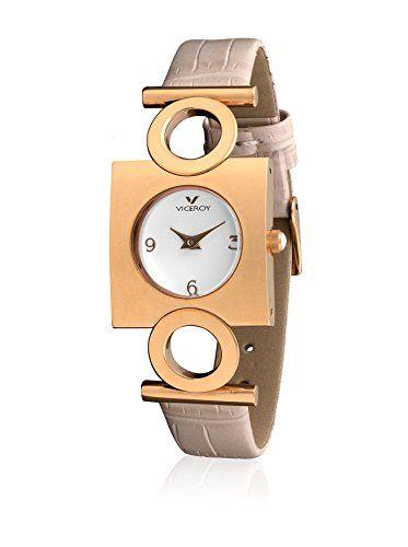 Viceroy 432094-95 - Reloj de Señora piel #relojes #viceroy Para ver mas visita este enlace https://cadaviernes.com/ofertas-de-relojes-para-hombre-de-viceroy/