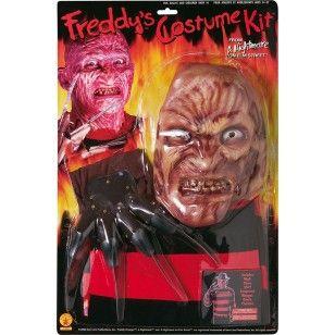 Kit de déguisement Freddy Krueger