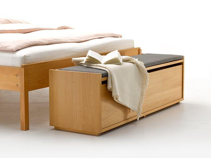 sitztruhe cassetta 150x45x45 cm mit polsterauflage bezug. Black Bedroom Furniture Sets. Home Design Ideas