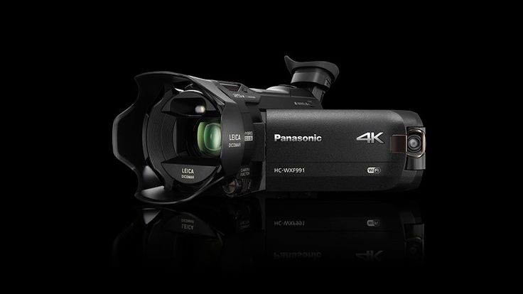 Panasonic 2016 Camcorder Lineup Adds 4K Models and Wireless Multi Camera Feature
