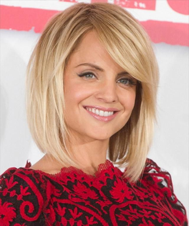 Thin Shoulder Length Hairstyles Home Short Hairstyle