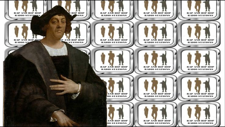 Christopher Columbus recommend radio rap and hiphop