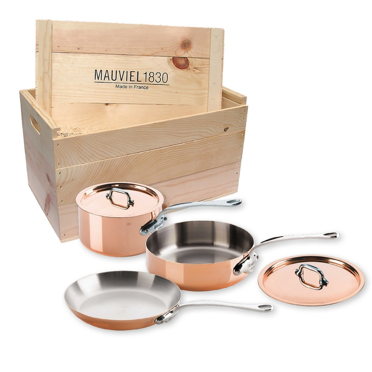 I can dream. | M150S Copper Stainless 5Pc Set