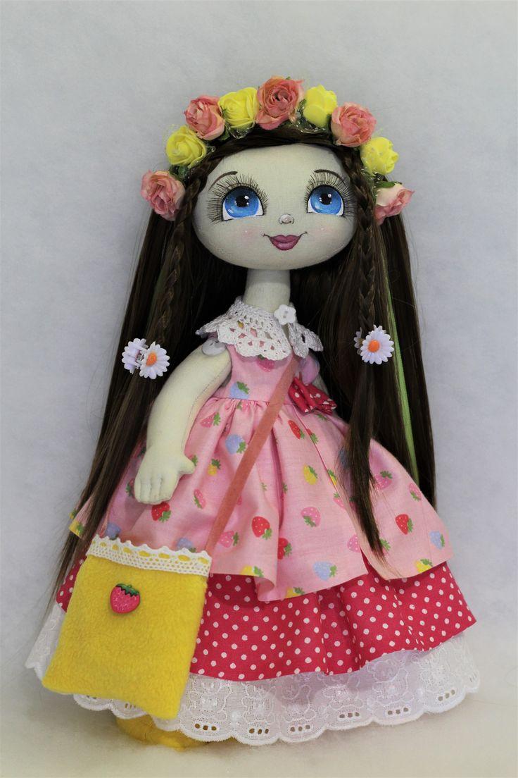 Куколка София, моя работа