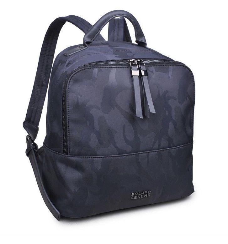 Cloud Nine Charcoal Camo Backpack