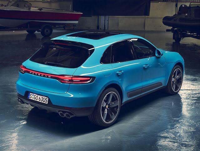 Carros Fantasticos Porsche Macan Sera Totalmente Eletrico Na