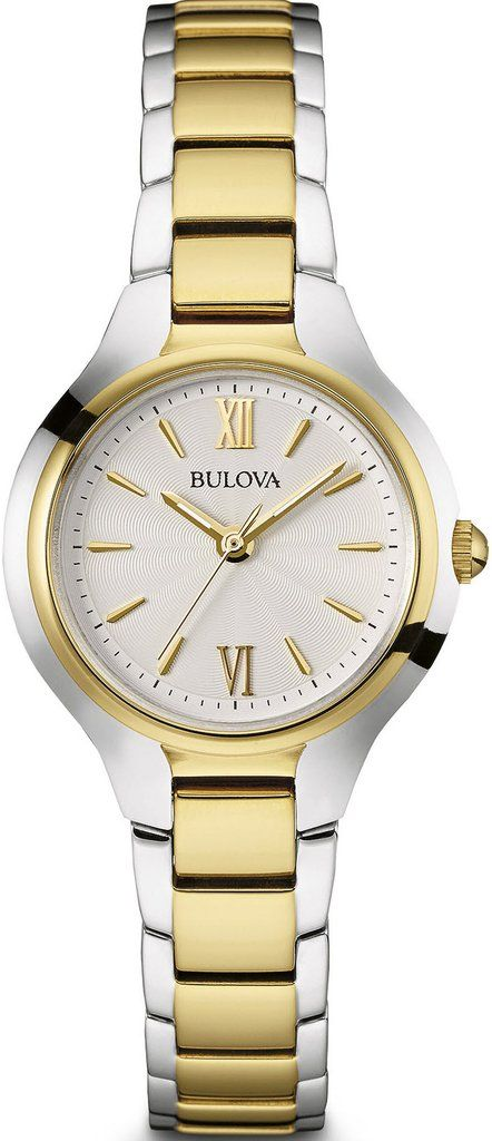 @bulova Watch Dress Ladies #2015-2016-sale #add-content #bezel-fixed #black-friday-special #bracelet-strap-gold #brand-bulova #case-depth-6-5mm #case-material-steel #case-width-28mm #comparison #delivery-timescale-1-2-weeks #dial-colour-silver #fashion #gender-ladies #movement-quartz-battery #new-product-yes #official-stockist-for-bulova-watches #packaging-bulova-watch-packaging #sale-item-yes #style-dress #subcat-dress #supplier-model-no-98l217 #vip-exclusive…