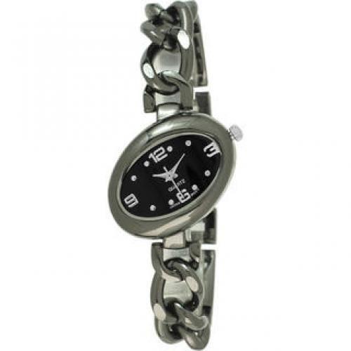 Oval Bracelet Watch One Size