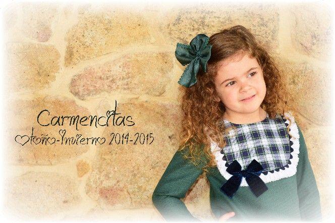 Dentro de poco tendremos prendas de la colección otoño/invierno 2014/2015 de Carmencitas