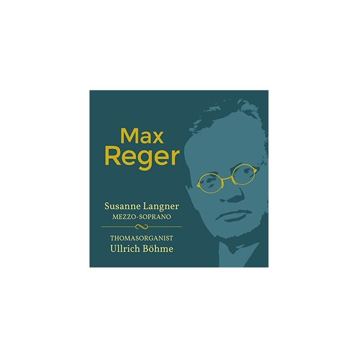 Reger & Max Reger & Various - Reger / Max Reger / Various (CD)