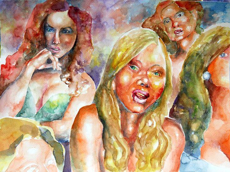 Ðorde Beara 2014 - akvarel 30x40 - 16
