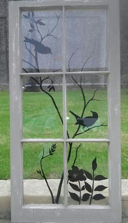 Another idea for my old windows