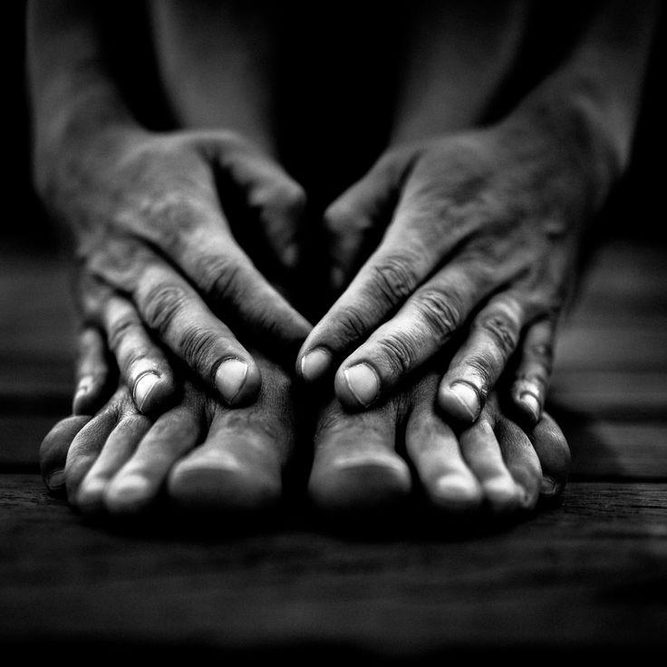 Photo Des pieds et des mains by Benoit COURTI on 500px