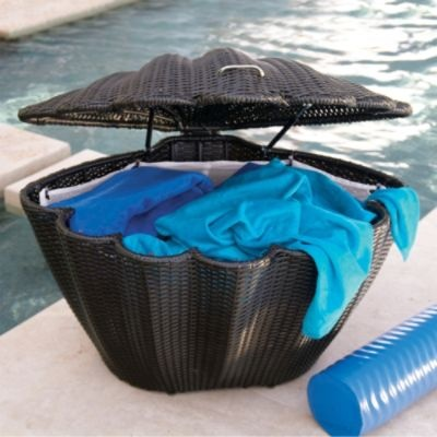 Clam Storage Basket