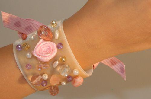 38 besten kindergeburtstag bilder auf pinterest geburtstage bastelei und basteln mit kindern - Perlenarmband basteln ...