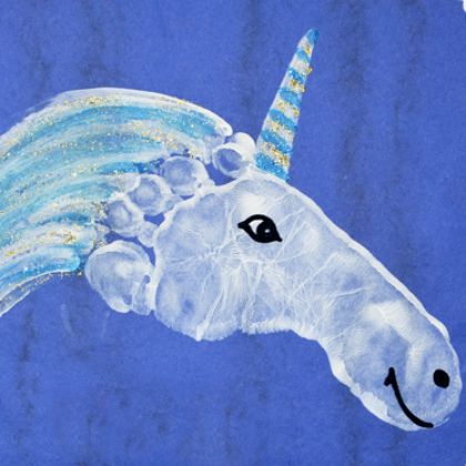 25 Magical Unicorn Crafts for Kids                                                                                                                                                                                 More