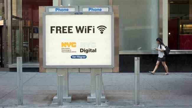 Wi-Fi spots γίνονται οι τηλεφωνικοί θάλαμοι στη Ν. Υόρκη