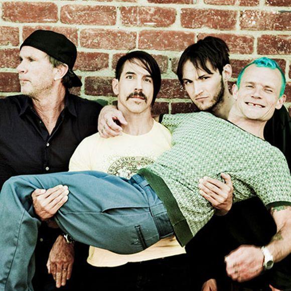 Les Red Hot Chili Peppers au Festival d'été de Québec | HollywoodPQ.com