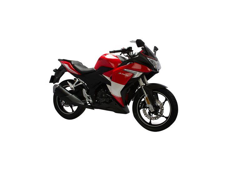 Motocicleta Italika RT 250 Sport 250cc 2016