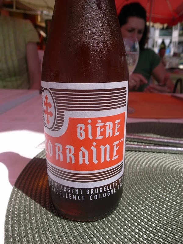 The local beer in Martinique!