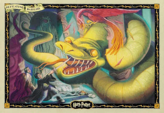 Unpublished Harry Potter Illustrations By Mary GrandPre