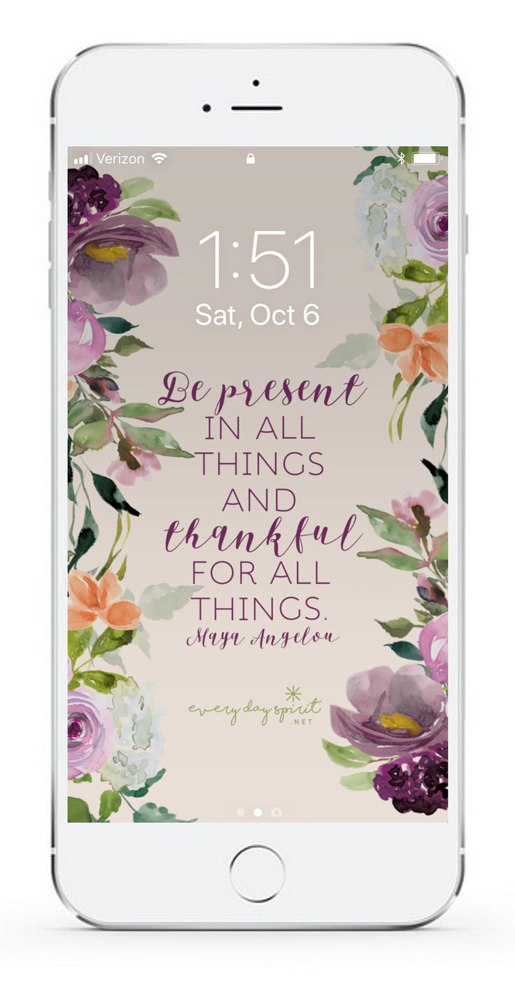 An App Of Over 950 Mobile Phone Wallpapers With Positive Inspirational Messages Uplifting Text Be Inspirational Wallpapers Spiritual Messages App Background