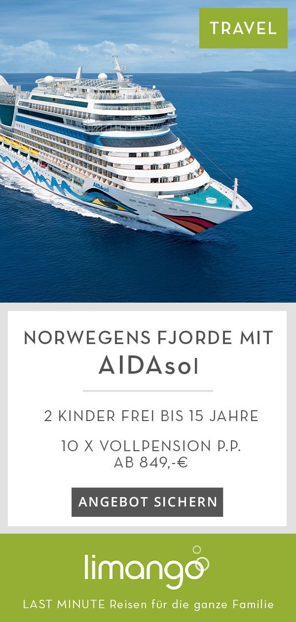 Norway Cruise at a bargain price!