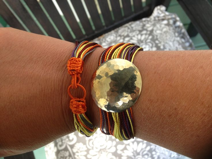 love the colours!  Diversity Bracelet  #one1earth