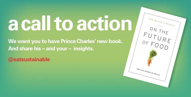 Een book van Prince Charles
