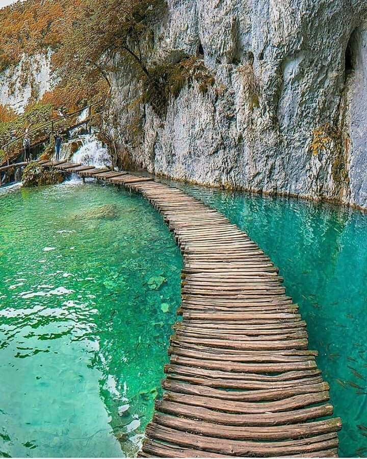 Plitvice Lake National Park,Croatia