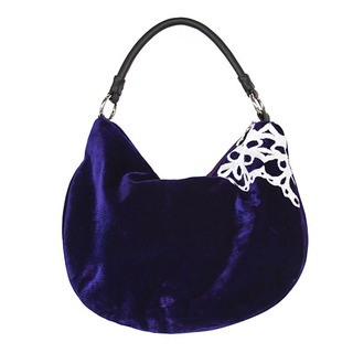 You will not want to go anywhere without this fabulous roomy Shoulder Bag. Featuring our fresh and bold hand embroidered Doily Design it is available in a range of bright fashion forward colours that will add panache to any occasion over summer.