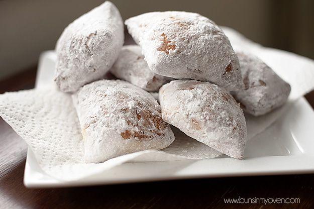 beignets!: Desserts, New Orleans, Beignet Recipe, Breakfast Pastries, Beignets Recipes, Food Breakfast Yummy, Donuts, Food Breads, Favorite Recipes