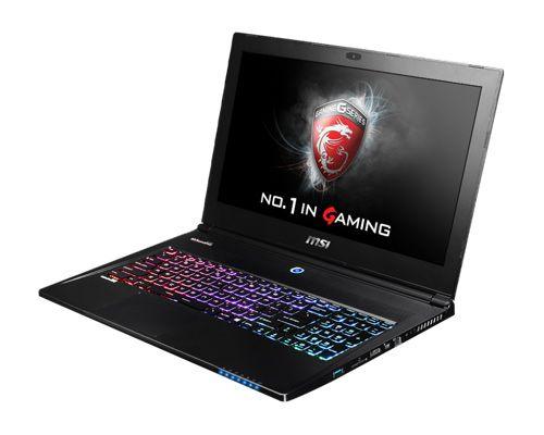MSI GS60 Ghost Series Laptop Ghost Pro-002 9S7-16H712-002 Skylake i7 2.6GHz, 1920 x 1080, GTX 970M, 16GB RAM, 1TB + 128GB, Win 10, WiFi, LAN, BT, SD card reader, webcam, backlit keyboard | On Sale at PortableOne